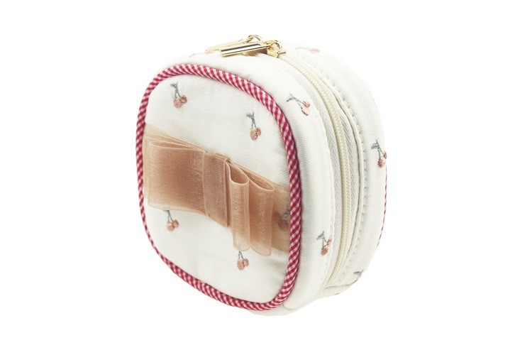Lace Embroidery Cosmetice Bags