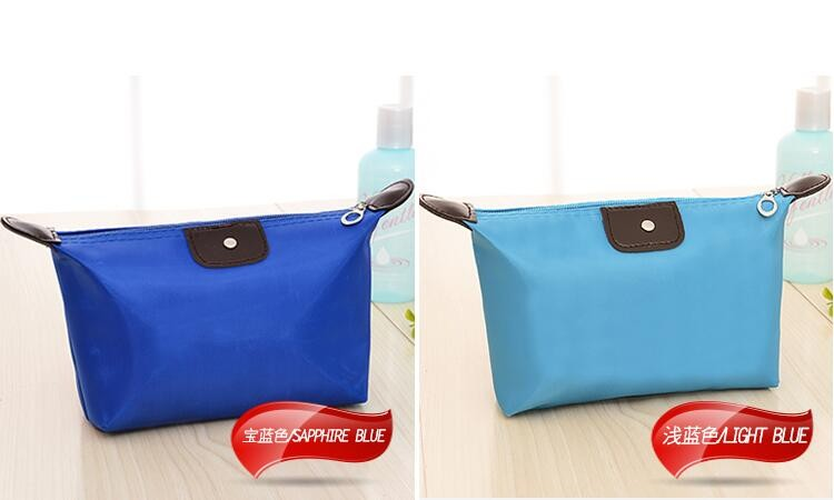 Waterproof Cosmetic Bag for Women