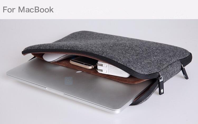 Notebook Computer Bladder Bag