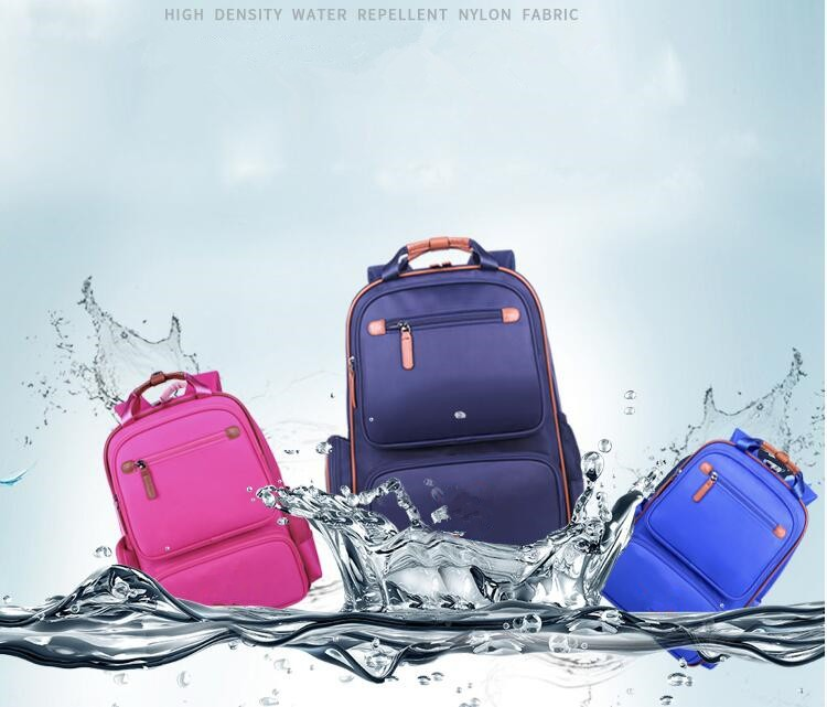 Light Waterproof School Bags for Kids