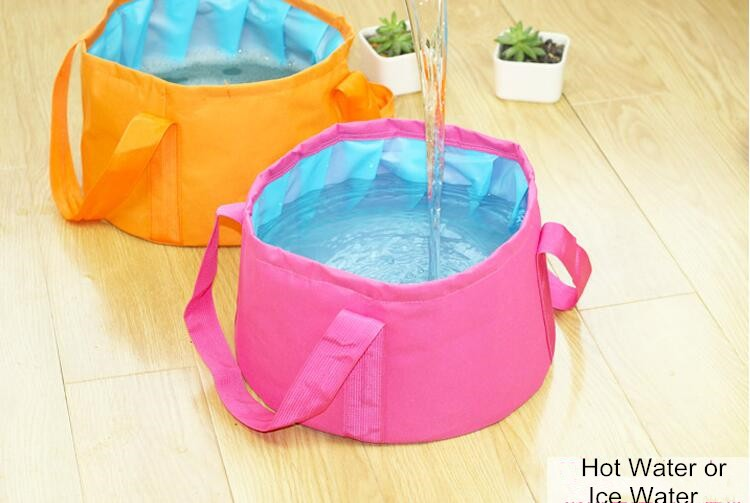 Outdoor Portable folding Water Basin